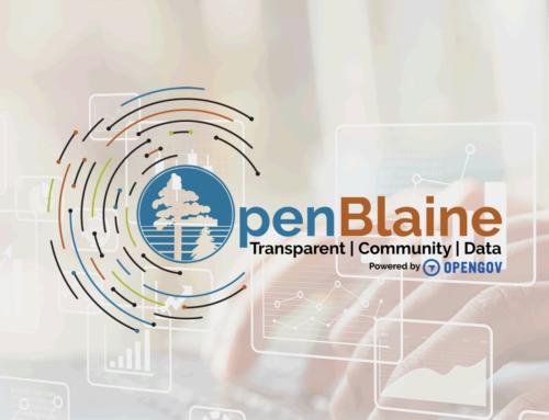 Open Blaine